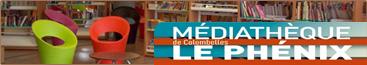 Médiathéque de Colombelles Le Phénix