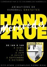Mercredis Hand 2 Rue