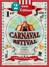 Carnaval estival 2ème édition