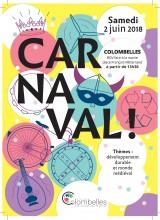 1er carnaval de Colombelles !