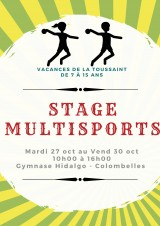 CL Colombelles Handball - Stage multisports