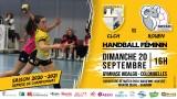Match Handball Colombelles ETC vs Rouen