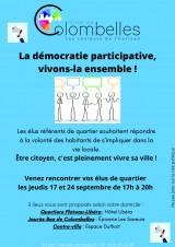 Démocratie participative : vivons-la ensemble !