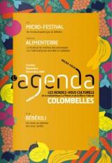 Agenda Culturel octobre novembre décembre 2020