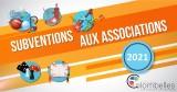Demande de subvention aux associations 2021