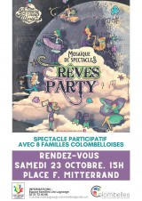 Spectacle Rêves Party